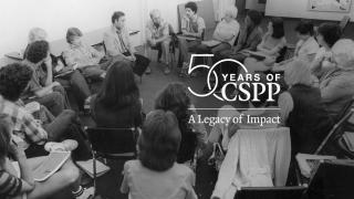 fifty years of cspp promo
